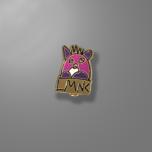 90's TOY PIN | LOOK MUM NO COMPUTER