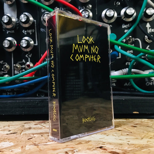 LOOK MUM NO BOOTLEG CASSETTE TAPE | LOOK MUM NO COMPUTER
