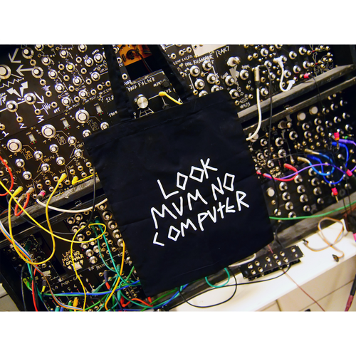 LOOK MUM NO TOTE BAG | LOOK MUM NO COMPUTER