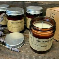 Ancient Wisdom - Aromatherapy Soy Wax Candles - 200g