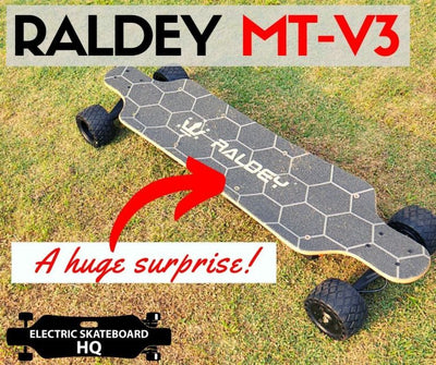 Raldey MT-V3 Review – Special to me.
