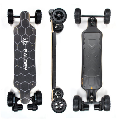 Raldey  BAMBOO V3S-AT ALL TERRAIN electric skateboard