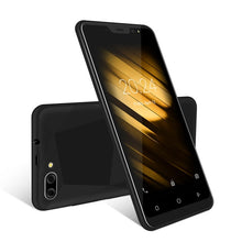 Load image into Gallery viewer, XGODY X27 Face ID Smartphone Android 9.0 1GB 16GB MTK6580 Quad Core 5 Inch 3G Dual Sim 5MP Camera GPS Mobile Phone 3D Back Cover