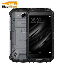 Load image into Gallery viewer, Doogee S60 Lite Mobile Phone IP68 Waterproof Rugged MT6750T Octa Core 4GB+32GB Android 7.0 5.2 Inch TouchScreen NFC Smartphone