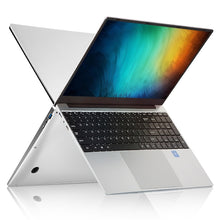 Load image into Gallery viewer, 15.6 Inch Intel i7 Laptop 8GB RAM 512GB 1TB SSD Ultrathin Body 1080P Windows 10 Backlit Keyboard Dual Band WiFi Gaming Laptop