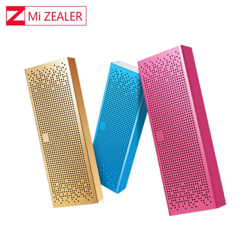 Original Xiaomi Mi Bluetooth Speaker Wireless Stereo Mini Portable MP3 Player Pocket Audio Handsfree AUX-in