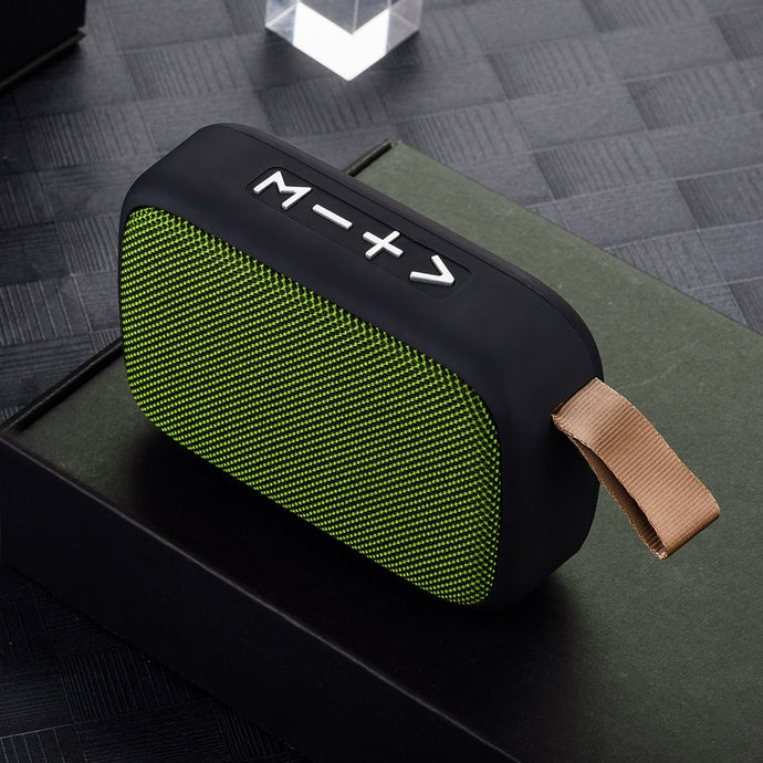 #H25 New Mini Portable Speaker Bluetooth Speaker Outdoor Bicycle Wireless Speaker Mini Column Box Loudspeaker FM TF Gift