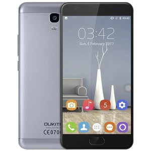 "OUKITEL K6000 Plus SmartPhone 4GB RAM 64GB ROM 5.5"" 4G LTE MTK6750T Octa Core Android 7.0 8.0MP + 16.0MP 6080mah Mobile Phone"