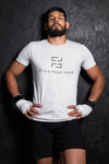 F*ck Your Fear Unisex T-Shirt - White Edition - Fuck Your Fear