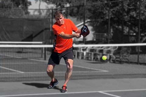 Jeff Jauschneg Pickleball