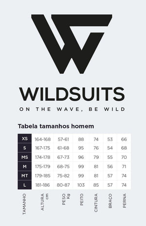 3/2MM - Édition 2019 - Wildsuits