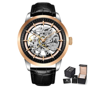 PAGANI DESIGN Skeleton Hollow Montre automatique pour homme