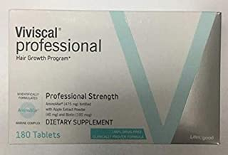VIVISCAL Professional Hair Growth Vitamins 90 Day Supply