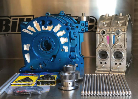 Billet 13B Boost Package