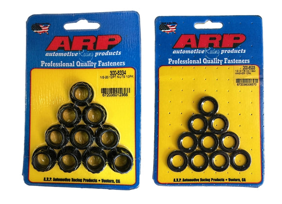 12.7mm Stud Nut/Washer Set