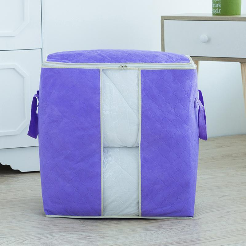 Large Capacity Breathable Material Quilt Storage Bags