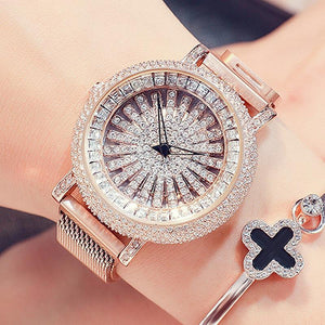 Women's Gypsophila Waterproof Quartz Watch