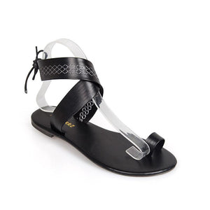 Simple Beach Open Toe flat Sandals