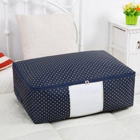 Washable Oxford Clothes Portable Quilts Storage Bags Folding Organizer