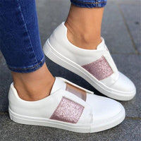 Men And Women's Elastic Casual Shoes