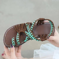 Casual Bohemian Style Sandals