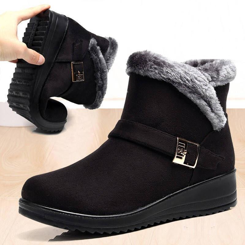 Winter Warm Outdoor Snow Boots