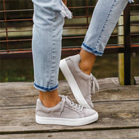 Fashion Comfortable Lace-up Flat Shoes For Women