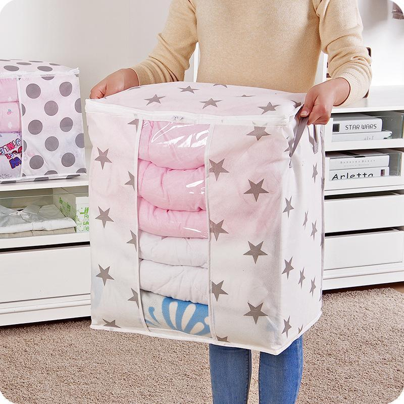 Cheap Price Non-woven Fabric Portable Organizer Storage Bag