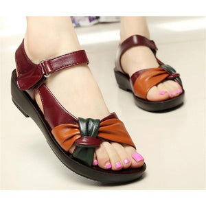 Summer Low Heel Non-slip Women's Sandals