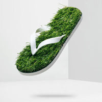 Personality Simulation Grassland Flip-flops