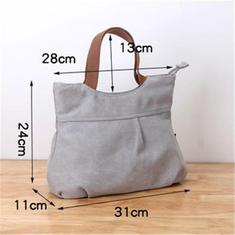New Canvas Summer Handbag