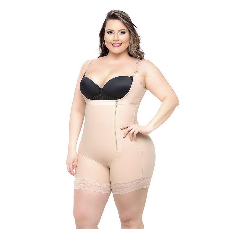 Women's Plus Size Tummy Control Waist Slimming Shapewear