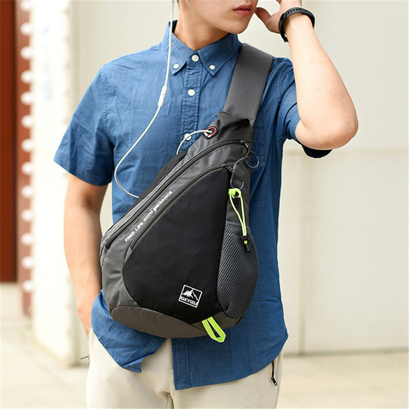 Outdoor Waterproof Large Capacity Travel Water Chest Bag Crossbody Bags