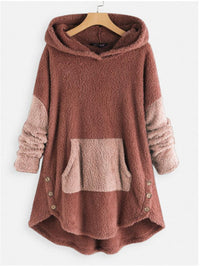 Women's Cute Comfy Hooded Sweatershirts