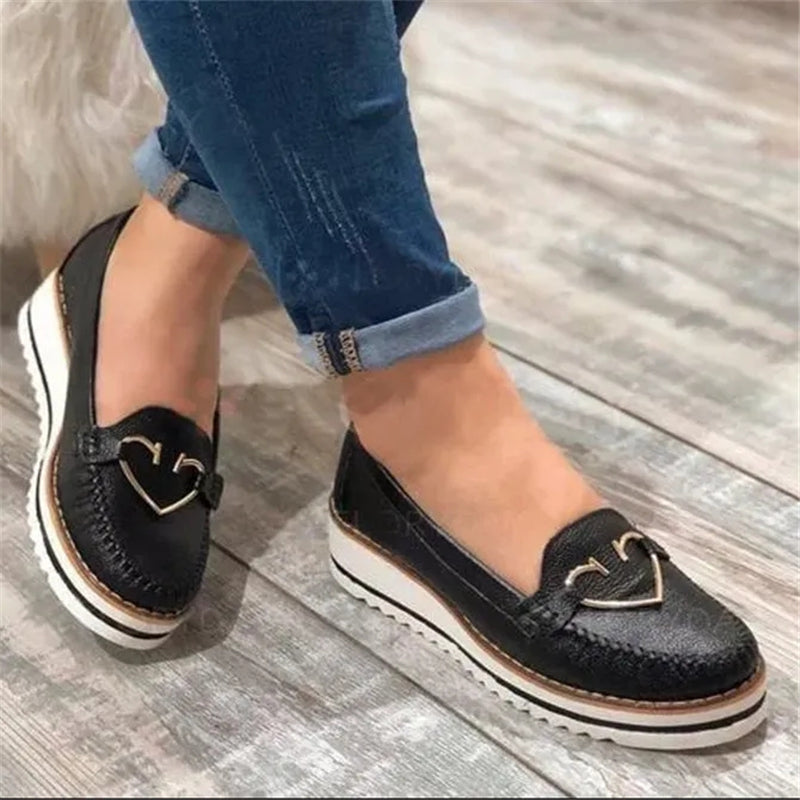 Comfy Thick Bottom Non-Slip Shoes