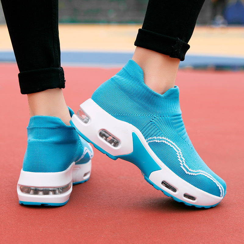 Women's Fashion Breathable Mesh Running Shoes