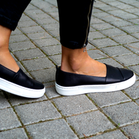 Large Size Slip-On Casual Women's Shoes