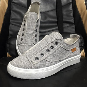 2019 New Fashion Canvas Shoes