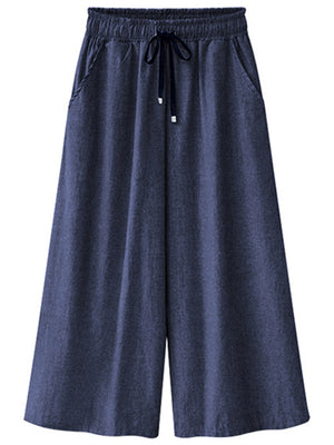 Women's Plus Size Comfy Loose Pants For Summer