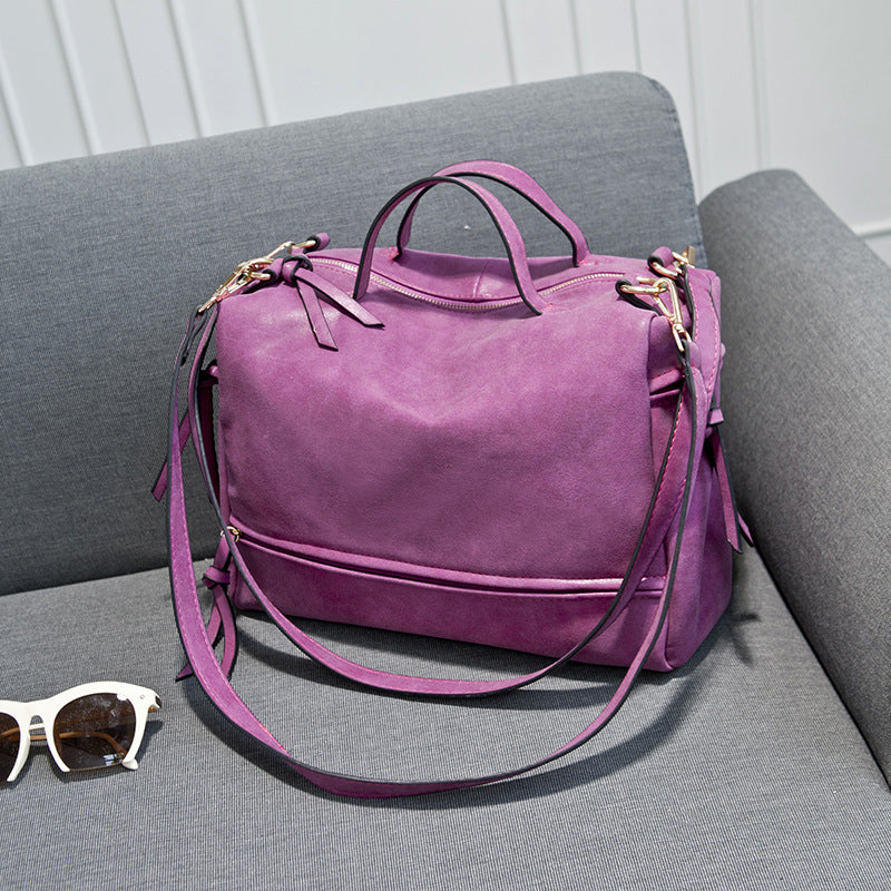 Fashion Polished Color Crossbody Bag For Women
