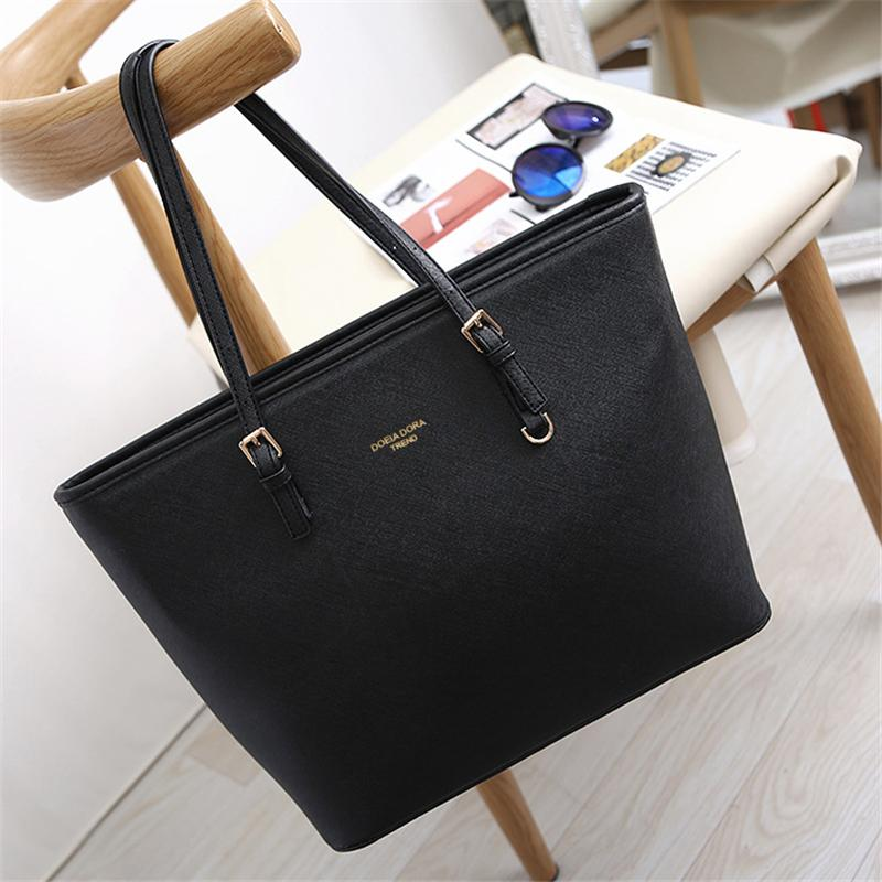 Minimalist Elegant Large Capacity Handbag For Women
