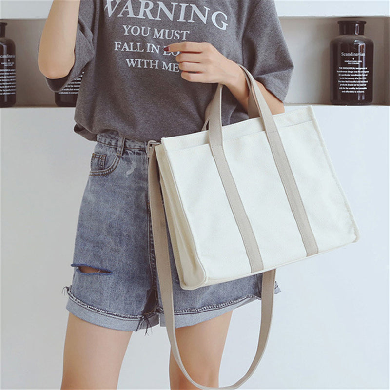 Fashion Minimalist Solid Color Handbags