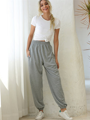 Women's Super Comfy Casual Sports Ankle Banded Pants