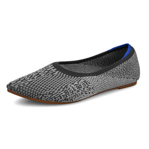 Women's Cute Breathable Mesh Slip-on Dress Shoes