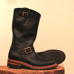 Winter Wild Low Heel Tube Boots
