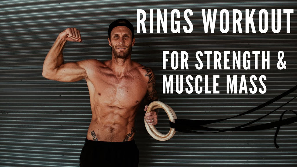 7 MINUTE RINGS WORKOUT WITH MATT FOX