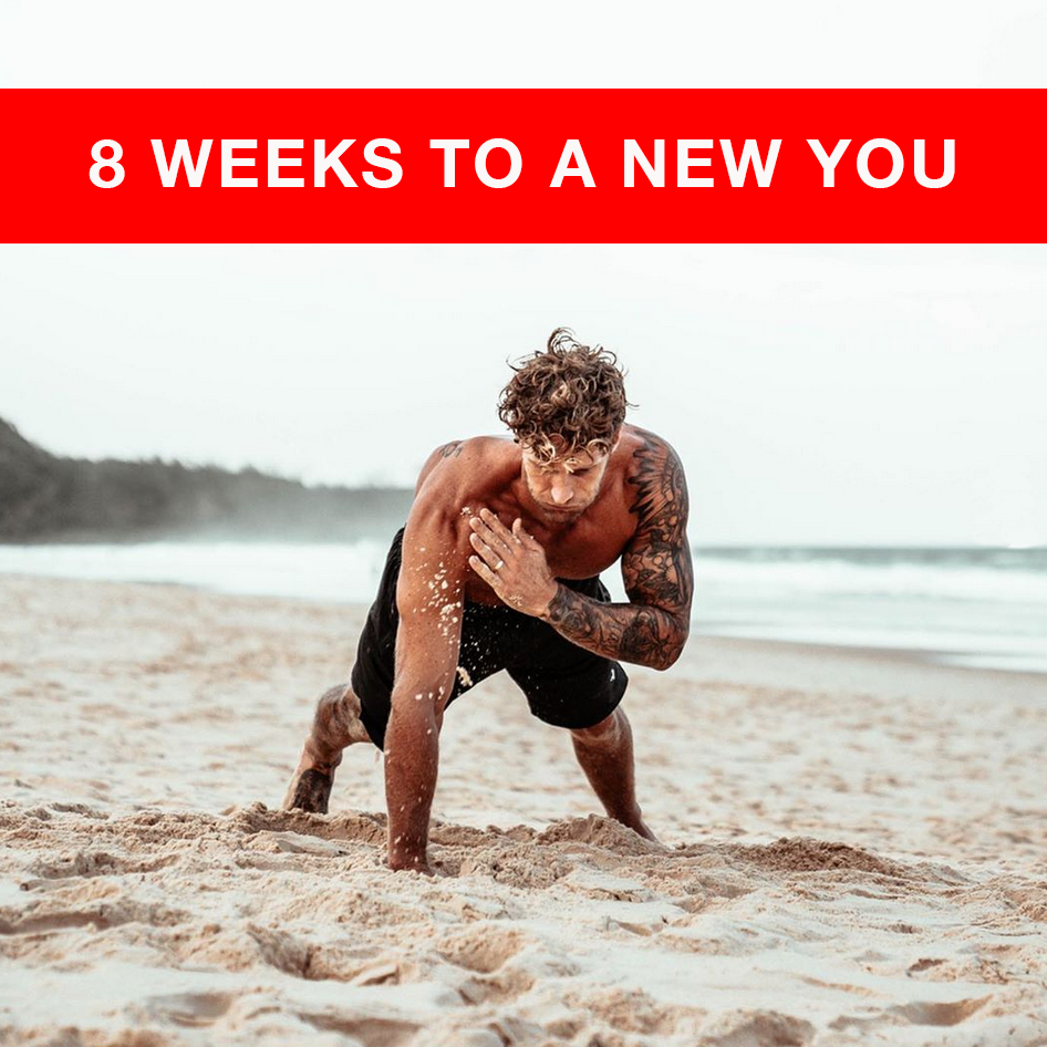 8 WEEKS TO A NEW YOU - Be Spunki