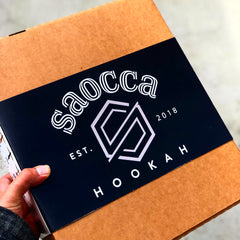 Introducing The New SAOCCA Hookah Pipe