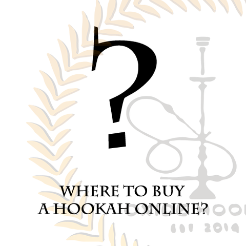 Where to Buy a Hookah Online?