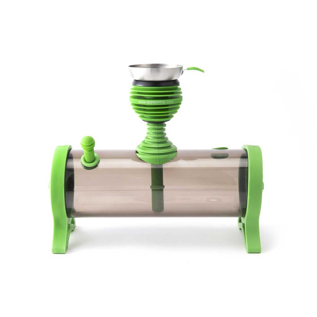 AOT Table Top Hookah Pipe - Green